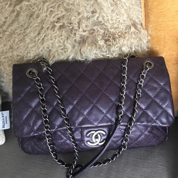 ca0512e9ccf694 CHANEL Bags | Authentic Easy Flap Bag Quilted Caviar | Poshmark